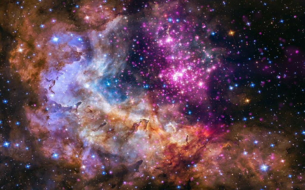 космос и вселенная