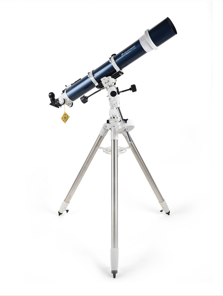 Телескоп Celestron OMNI102 XLT HD с высоким увеличением преломления 9
