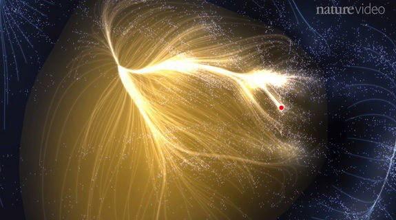 Наша галактика - Млечный Путь 1