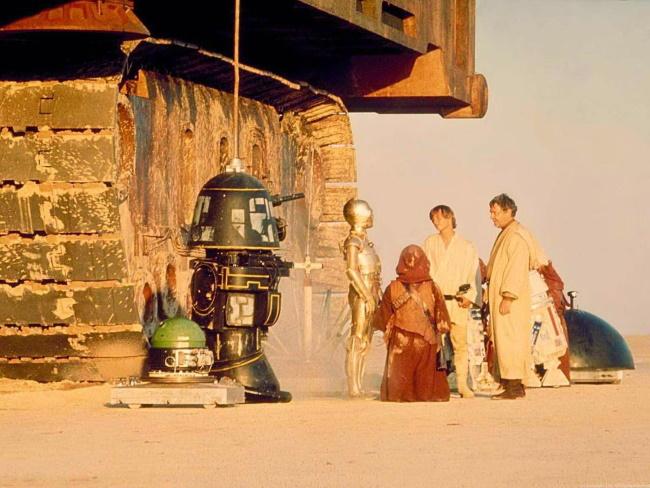 Звёздные войны: Эпизод 4 – Новая надежда 11