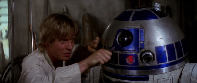 Звёздные войны: Эпизод 4 – Новая надежда 1