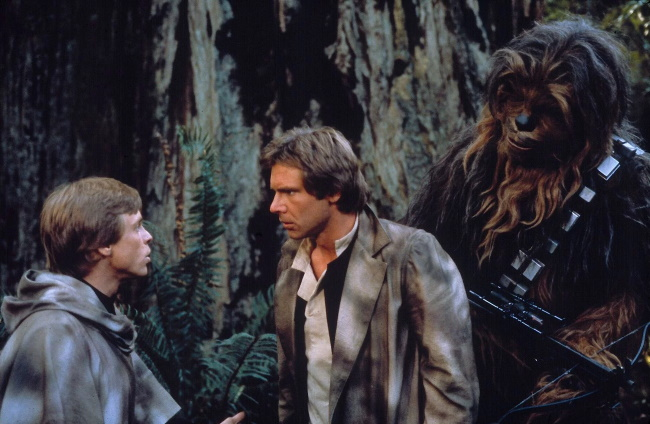 Звёздные войны: Эпизод 6 – Возвращение Джед