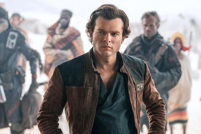 Хан Соло: Звёздные войны. Истории 3