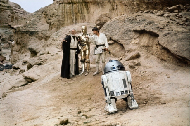 Звёздные войны: Эпизод 4 – Новая надежда 3