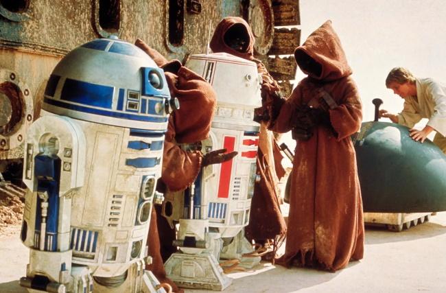 Звёздные войны: Эпизод 4 – Новая надежда 6