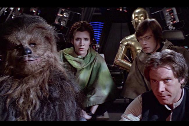 Звёздные войны: Эпизод 6 – Возвращение Джедая 6