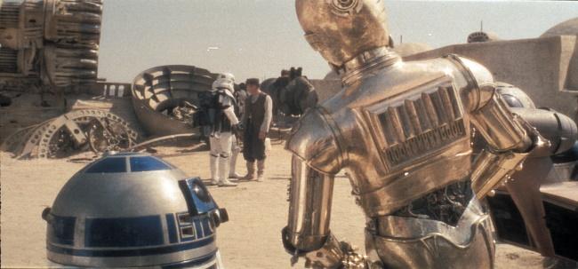 Звёздные войны: Эпизод 4 – Новая надежда 8