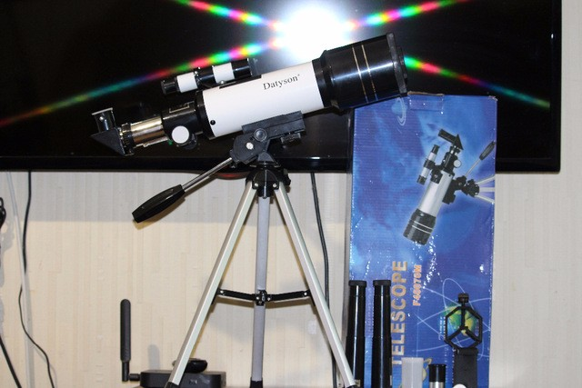 Телескоп Datyson F40070M со Штативом 9