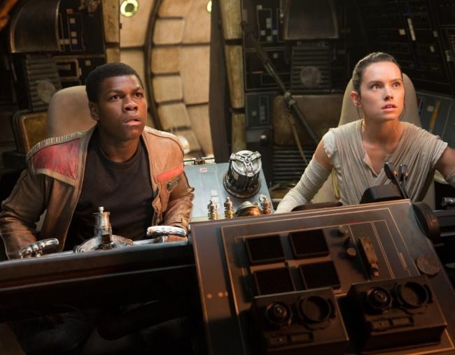 Звёздные войны: Пробуждение силы 11