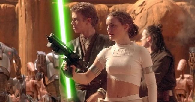 Звёздные войны: Эпизод 2 – Атака клонов 1