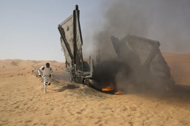 Звёздные войны: Пробуждение силы 1