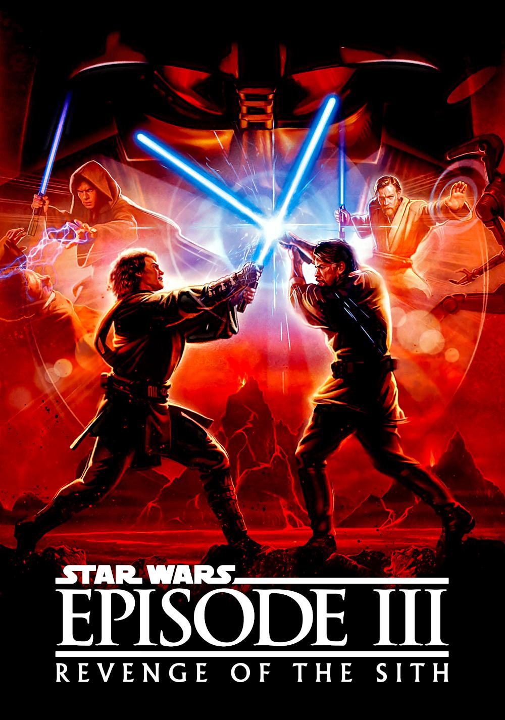 Звёздные войны: Эпизод 3