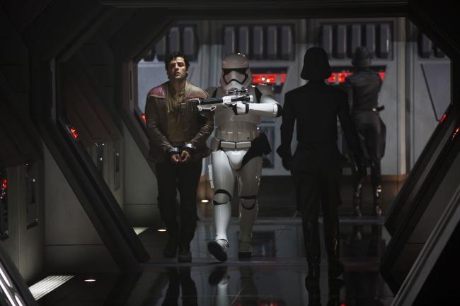 Звёздные войны: Пробуждение силы 8