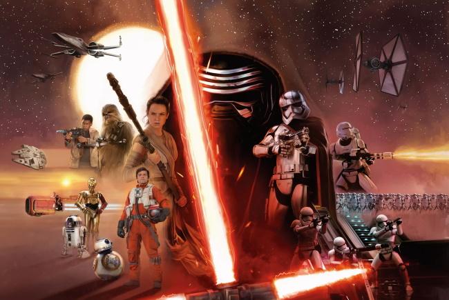 Звёздные войны: Пробуждение силы 10