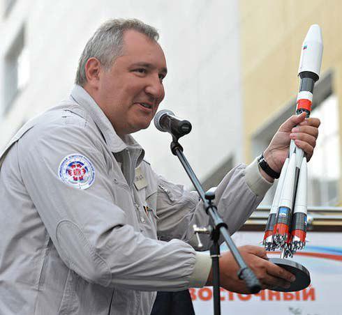Рогозин ракета Ангара
