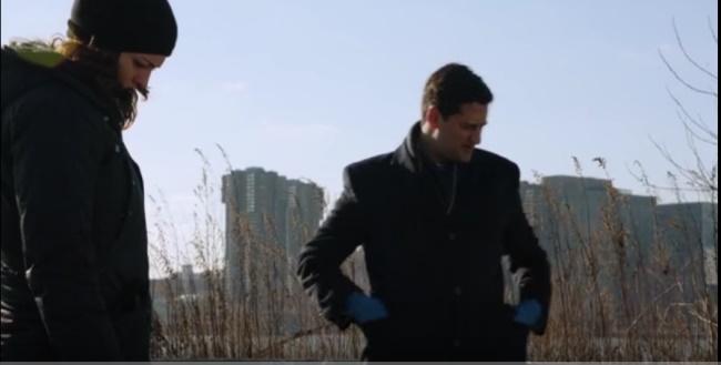 Сериал Вечность, 1 сезон, 16 серия, Воспоминания об убийстве 2