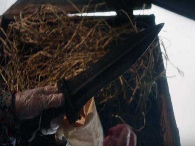 Сериал Вечность, 1 сезон, 22 серия, Последняя смерть Генри Моргана 2