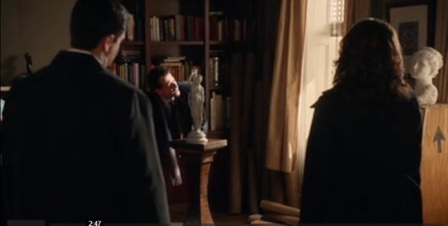 Сериал Вечность, 1 сезон, 14 серия, Гитлер в разрезе 3
