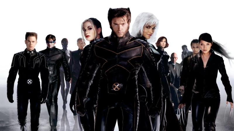 ЛЮДИ ИКС 2 (2003) 3