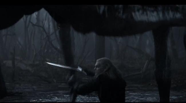 Ведьмак сезон 1 серия 1: Начало конца 3