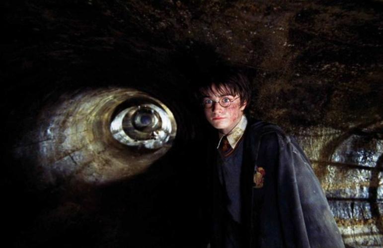 Гарри Поттер и Тайная комната 1