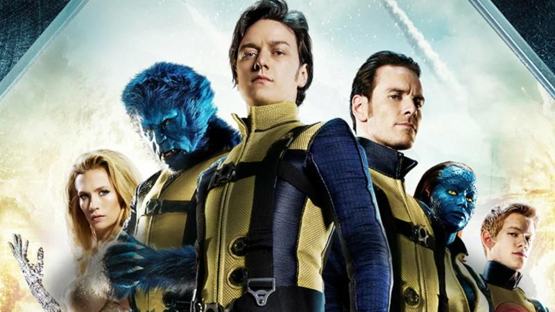 Люди Икс: Первый класс 1