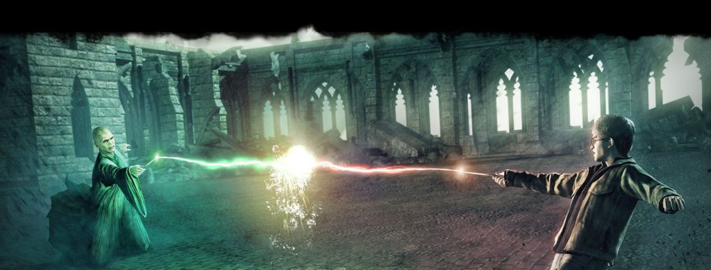 Гарри Поттер и Кубок огня 8