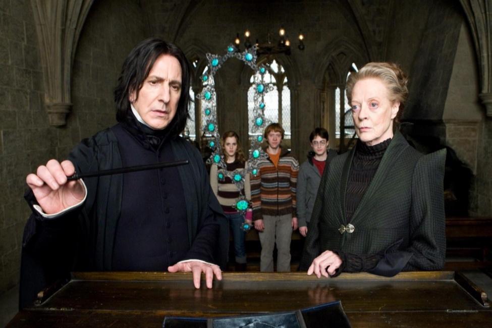 Гарри Поттер и Принц-полукровка 8