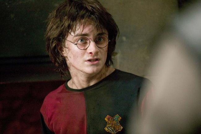 Гарри Поттер и Кубок огня 1