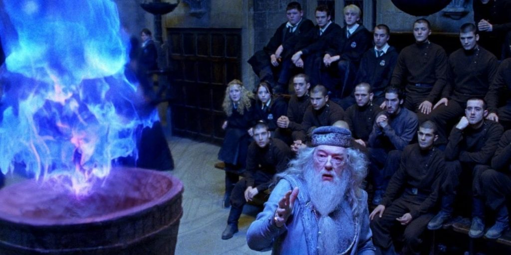 Гарри Поттер и Кубок огня 4