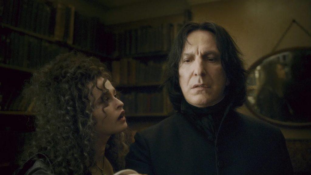 Гарри Поттер и Принц-полукровка 2