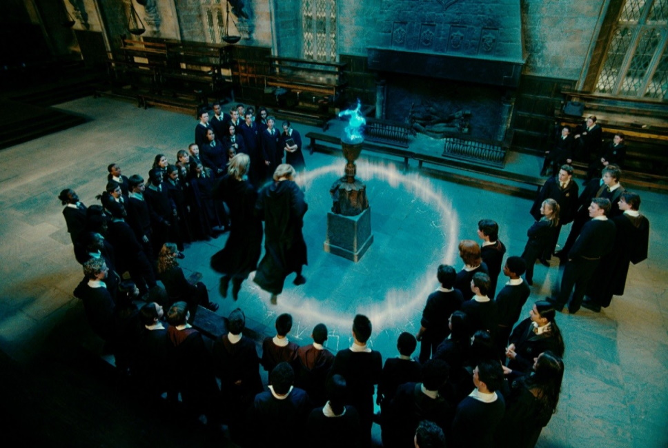Гарри Поттер и Кубок огня 5