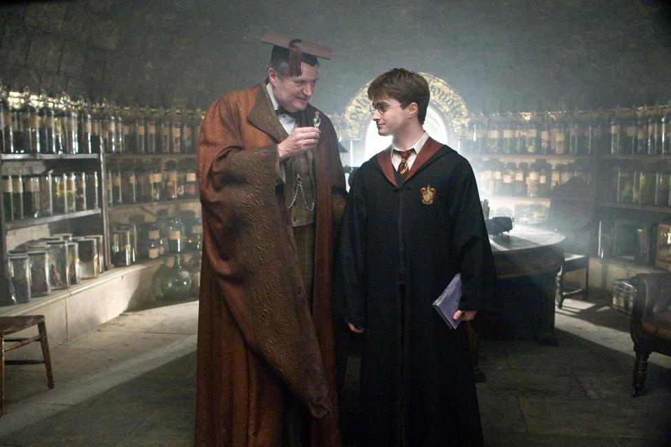 Гарри Поттер и Принц-полукровка 5