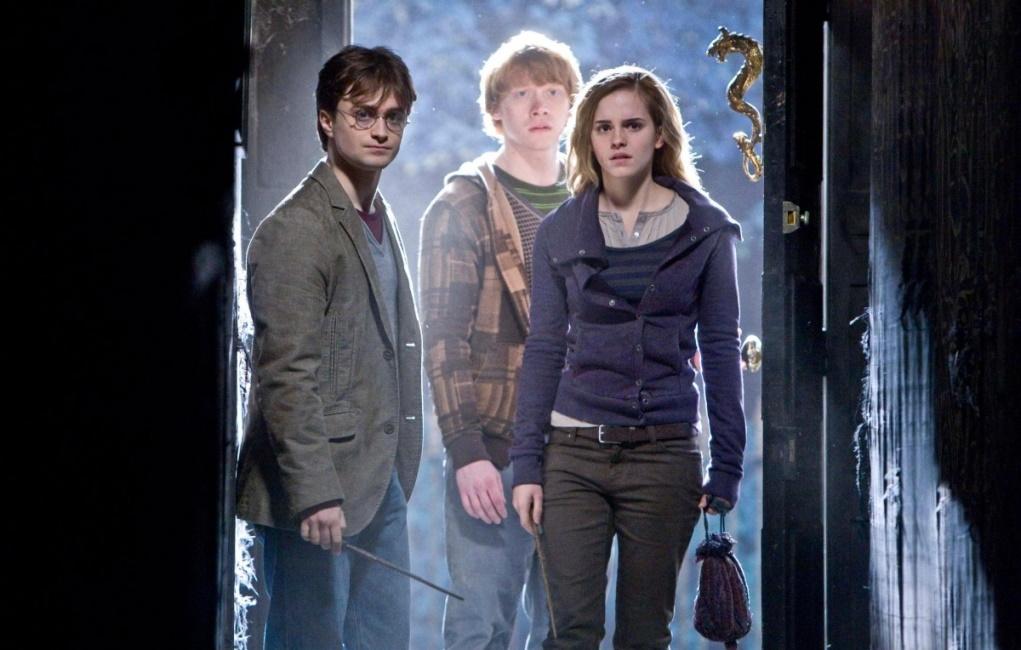 Гарри Поттер и Дары Смерти (часть 1-я) 2