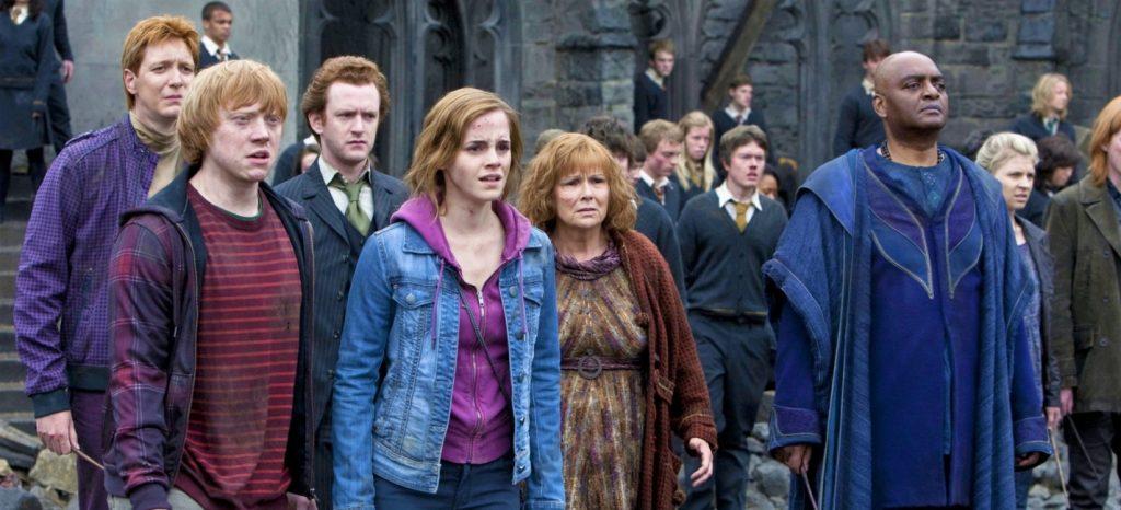 Гарри Поттер и Дары Смерти (часть 1-я) 3