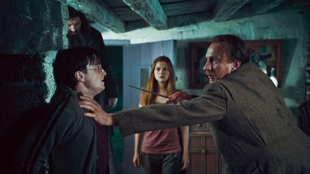 Гарри Поттер и Дары Смерти (часть 1-я) 4