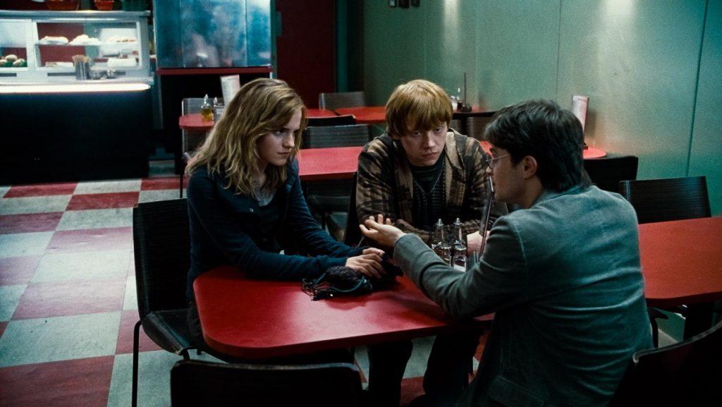 Гарри Поттер и Дары Смерти (часть 1-я) 6
