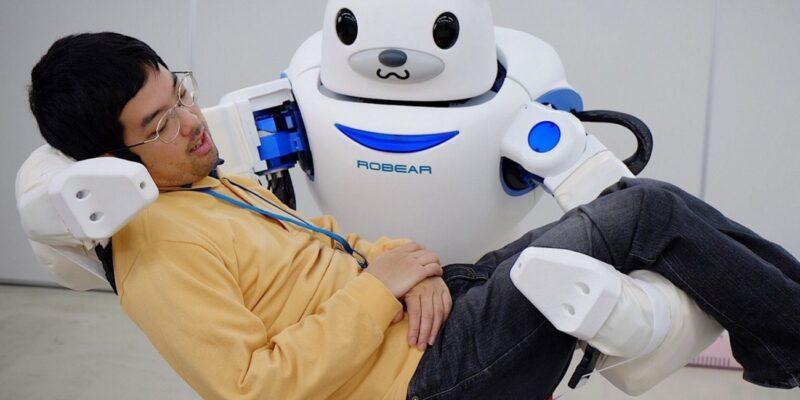 Японский робот