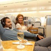 Почему бизнес класс располагают в носовой части самолёта?