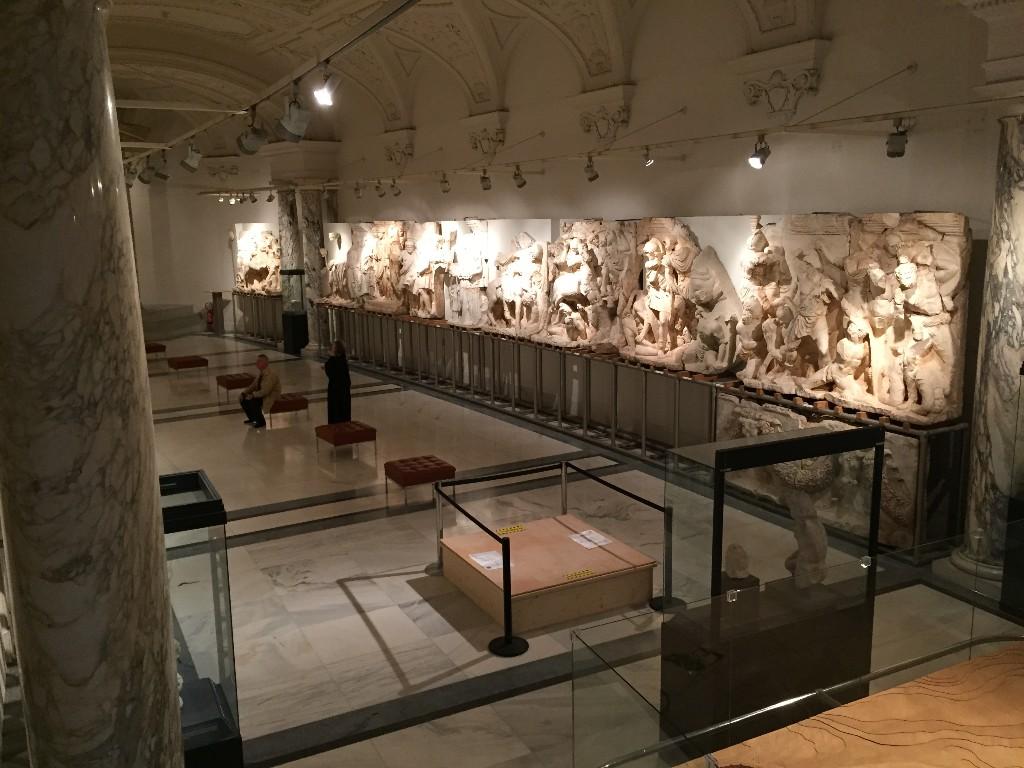 Язычество Австрии Эфесский музей
