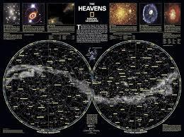 Международная команда астрономов опубликовала карту неба