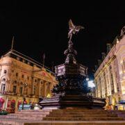 Таинственные памятники Лондона (Эрос, Антерос)
