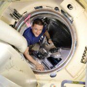 Российский астронавт Сергей Кудь-Сверчков