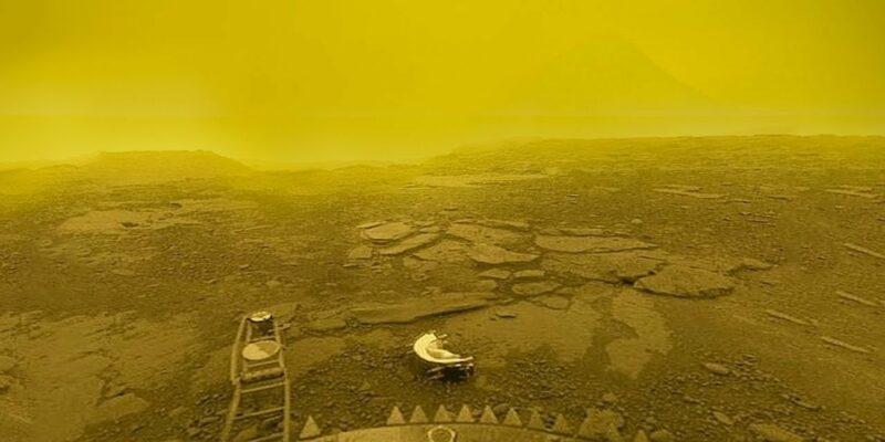 Снимки Венеры