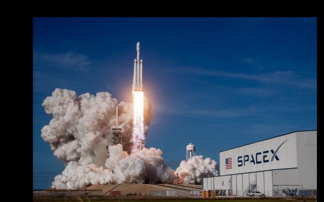 Как SpaceX быстро строит ракеты