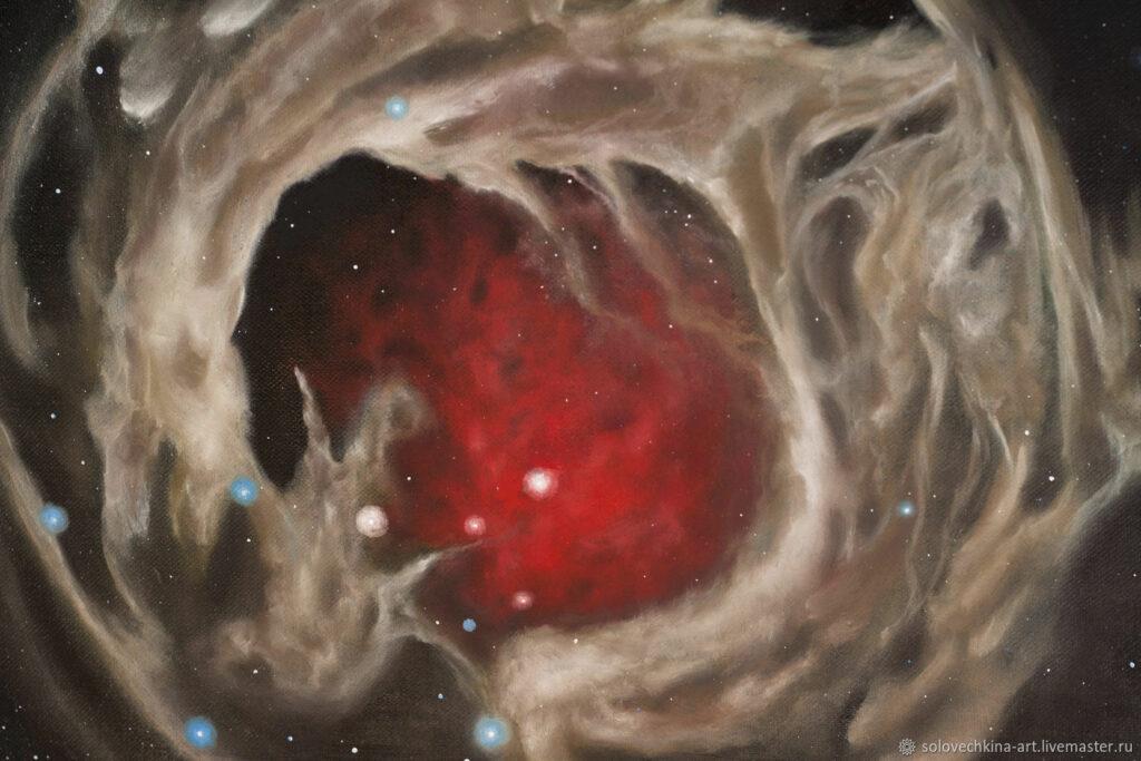 V838 звезда