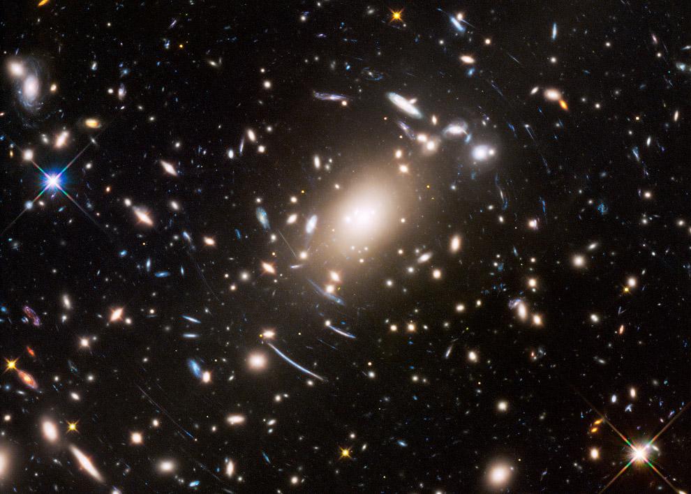Галактика UGC 12591